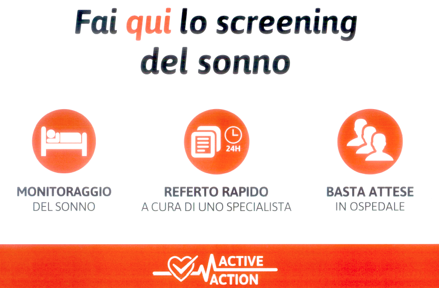 screening sonno